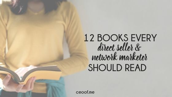 Books Direct Sellers and Network Marketers Should Read