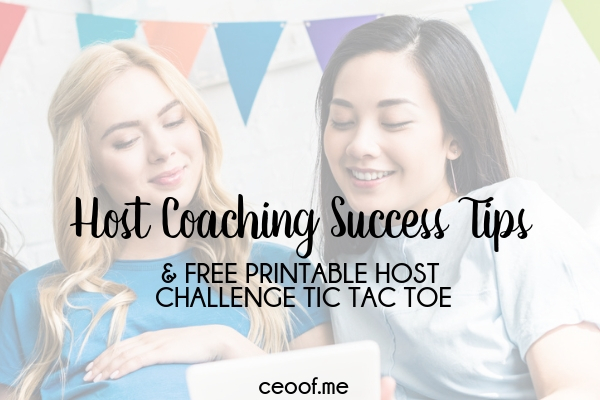 Host Coaching Success Tips Blog image