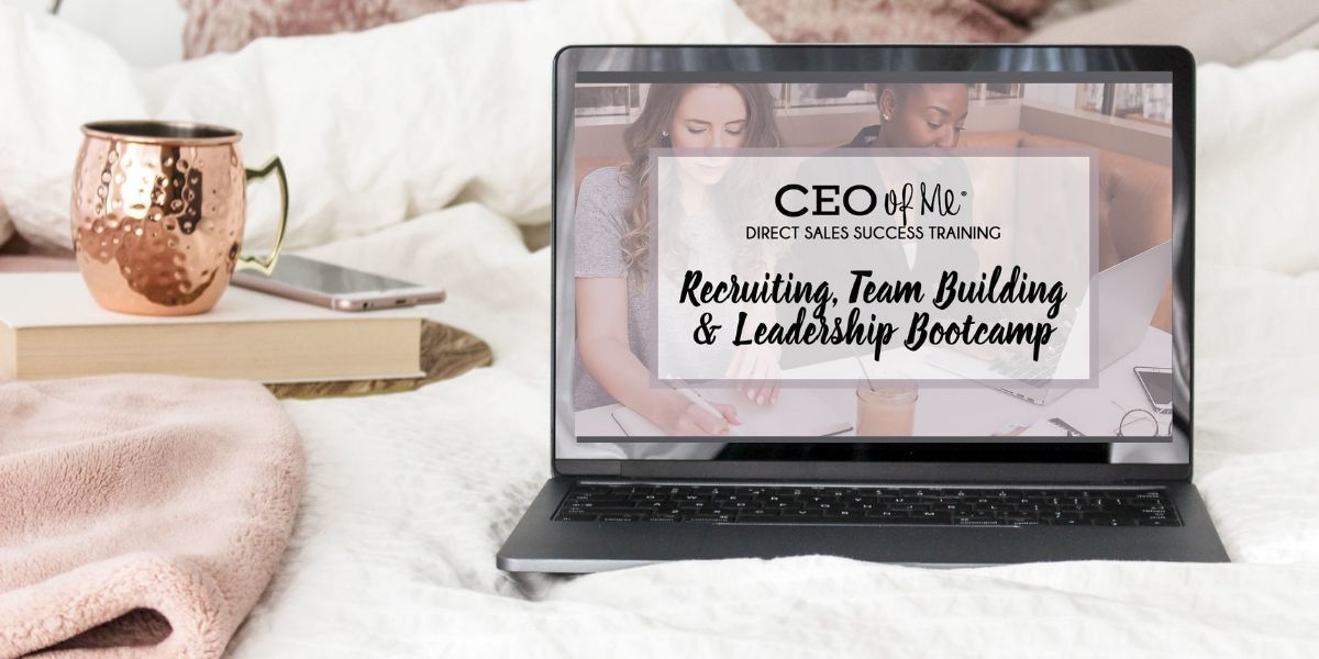 CEO of Me Recruiting and Team Leader Bootcamp