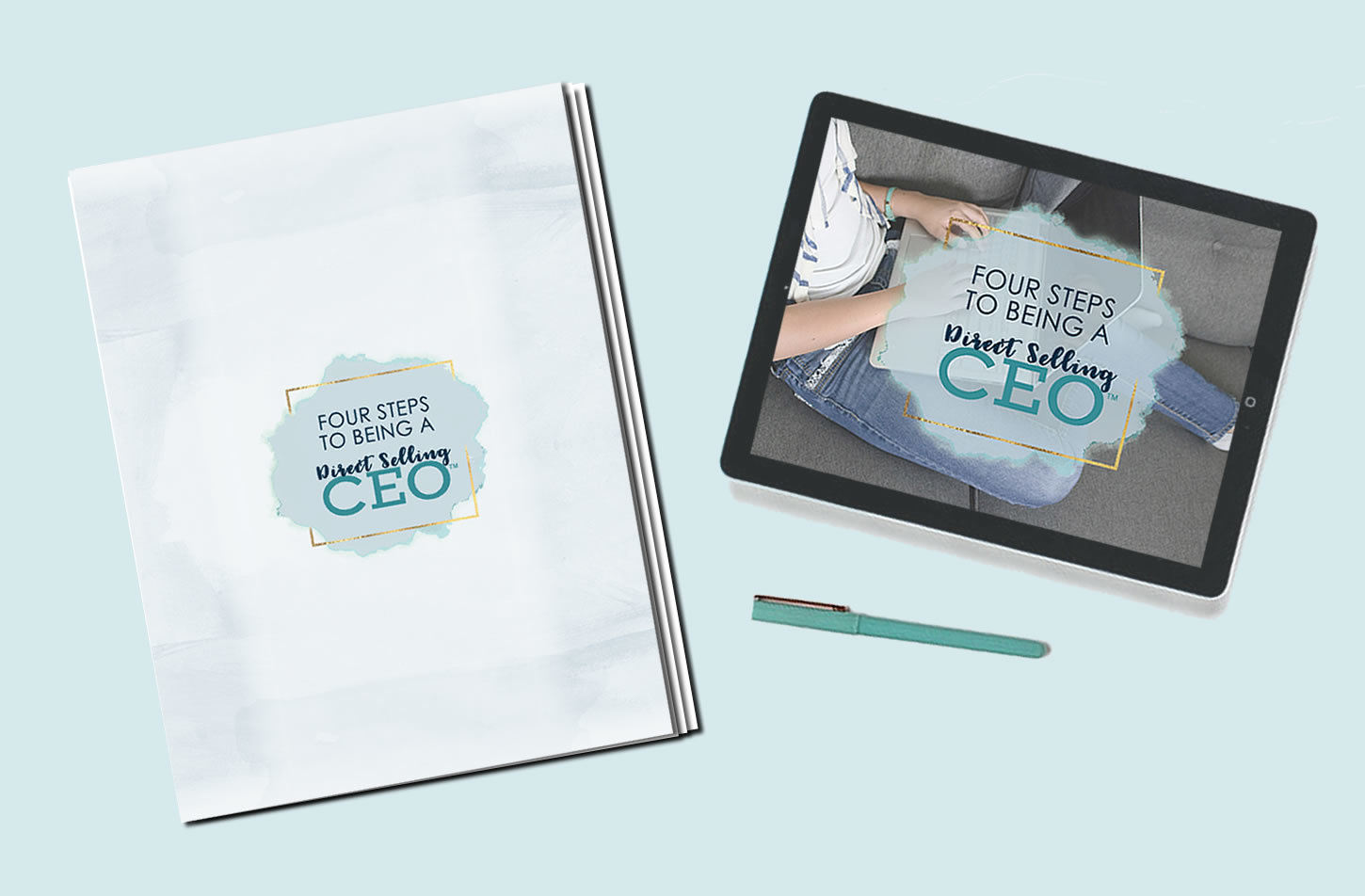 How to be a Direct Selling CEO Course and Workbook