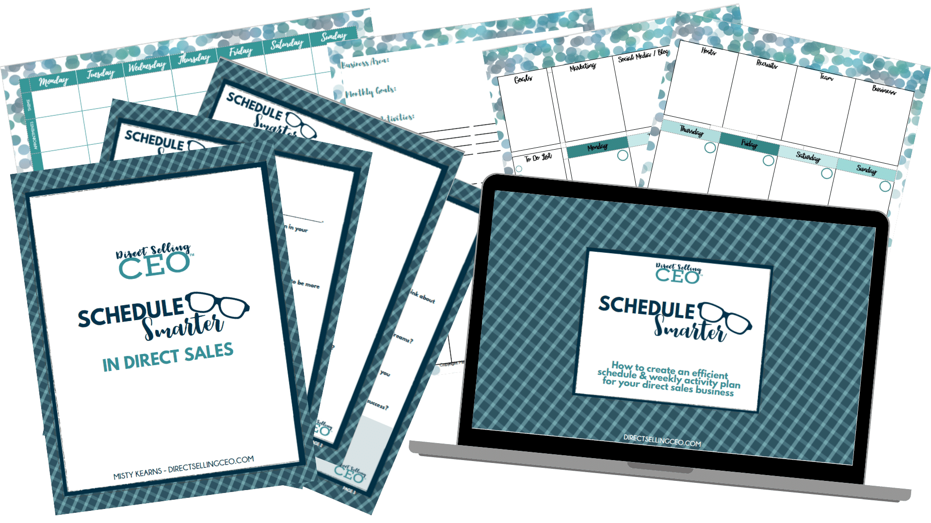Schedule Smarter in Direct Sales System and Toolkit Planner