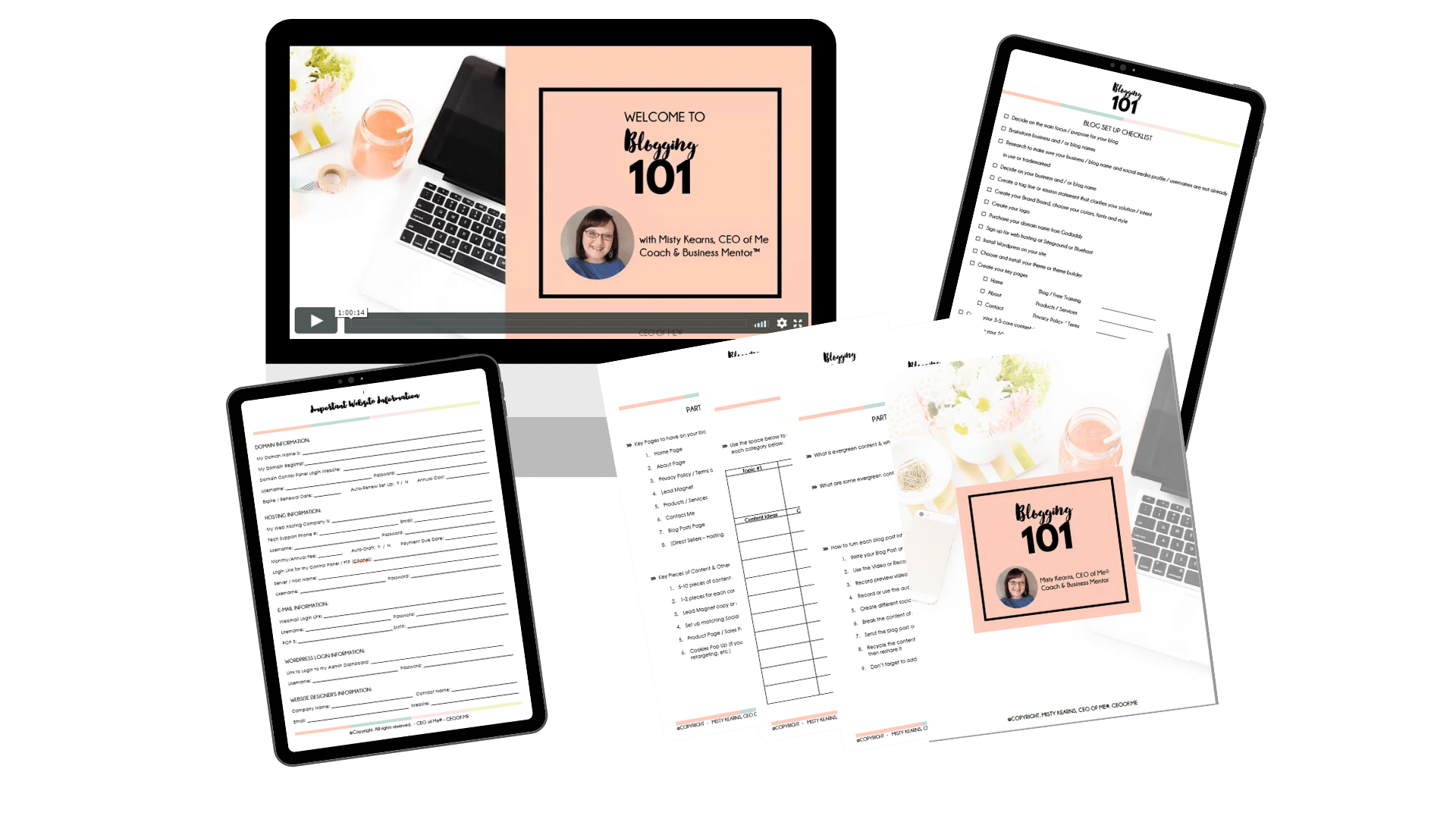 Blogging 101 How to Blog for your Direct Sales Business